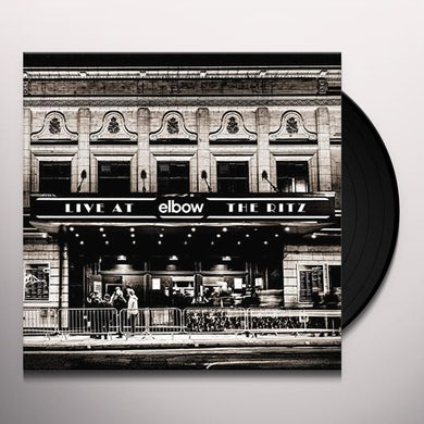 Elbow Live At The Ritz - An Acoustic Performance (LP) Vinyl Record