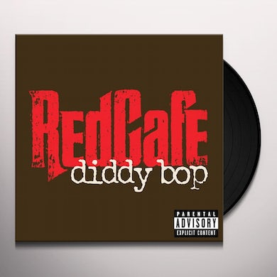 Red Cafe DIDDY BOP (X4) Vinyl Record