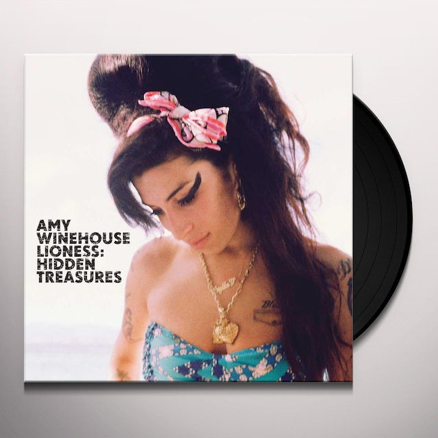 Amy Winehouse LIONESS: HIDDEN TREASURES Vinyl Record