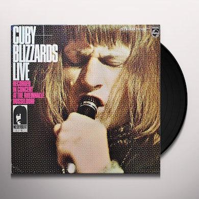 Cuby & Blizzards LIVE: IN CONCERT AT THE RHEINHALLE DUSSELDORF Vinyl Record