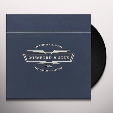 Mumford & Sons SINGLES Vinyl Record