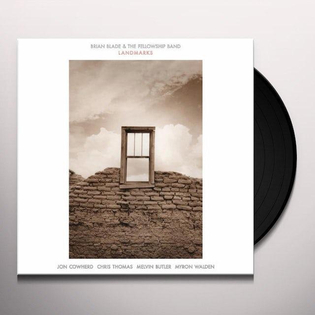 Brian Blade LANDMARKS Vinyl Record