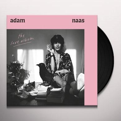 Adam Naas LOVE ALBUM Vinyl Record