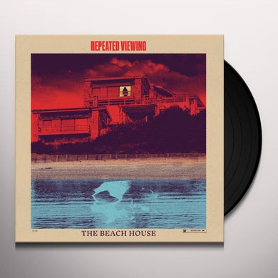 REPEATED VIEWING THE BEACH HOUSE Vinyl Record