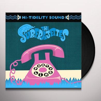 Surfrajettes PARTY LINE / TOXIC Vinyl Record