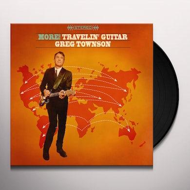 MORE! TRAVELIN' GUITAR Vinyl Record