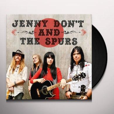 JENNY DON'T & THE SPURS Vinyl Record