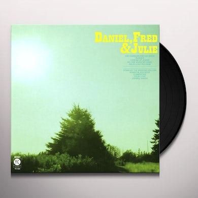 DANIEL Vinyl Record - Canada Release