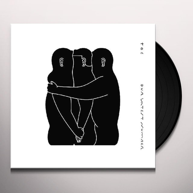 Toe OUR LATEST NUMBER Vinyl Record