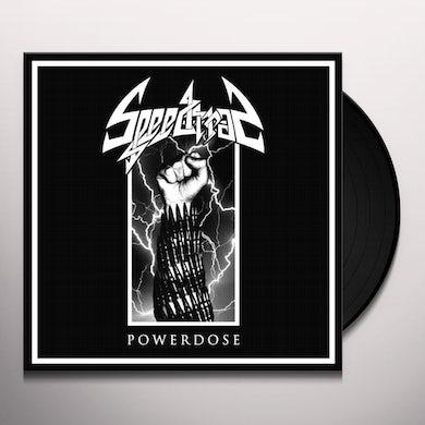 Speedtrap POWERDOSE (BLACK) Vinyl Record