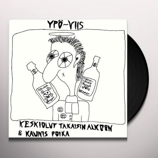 Ypo-Viis KESKIOLUT TAKAISIN ALKOON Vinyl Record