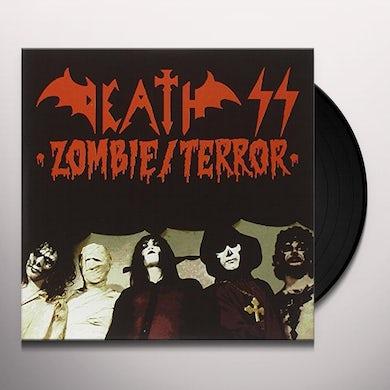 Death Ss ZOMBIE / TERROR Vinyl Record