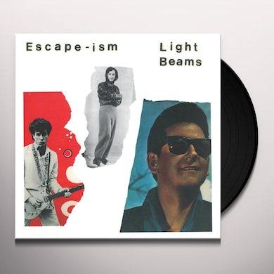 Escape-Ism / Light Beams LIGHT BEAMS / ESCAPE-ISM Vinyl Record