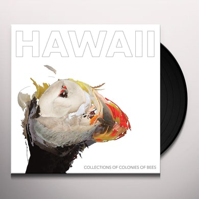 Collections Of Colonies Of Bees HAWAII Vinyl Record