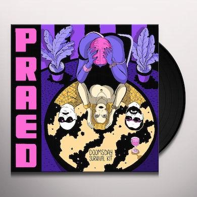 Praed DOOMSDAY SURVIVAL KIT (DL CODE) Vinyl Record