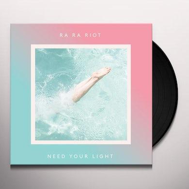 Need Your Light Vinyl Record