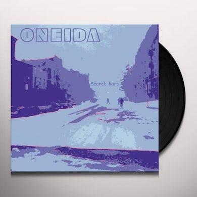 Oneida SECRET WARS Vinyl Record