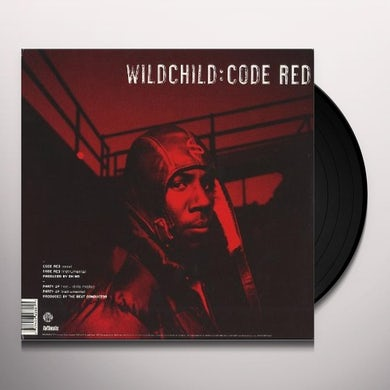 Wildchild CODE RED Vinyl Record
