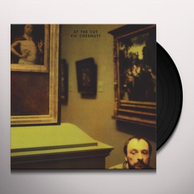 Vic Chesnutt AT THE CUT Vinyl Record