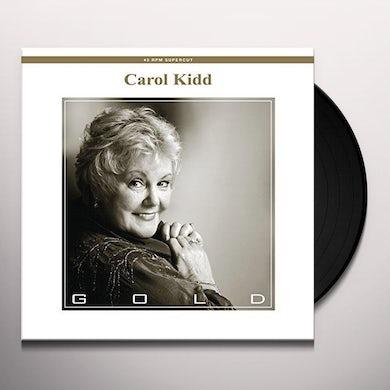 Theoret / Carol Kidd GOLD Vinyl Record
