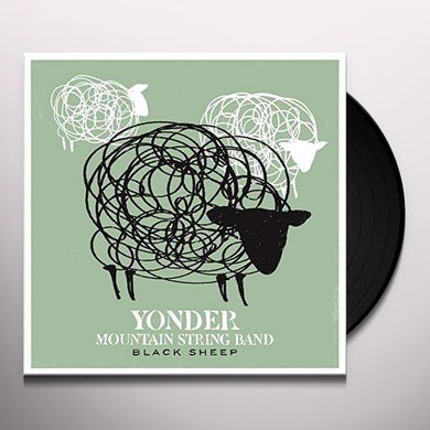 Yonder Mountain String Band BLACK SHEEP Vinyl Record