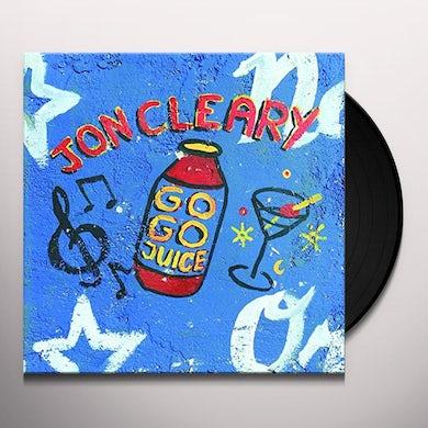 Jon Cleary GOGO JUICE Vinyl Record