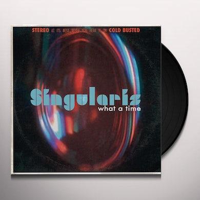 Singularis WHAT A TIME Vinyl Record