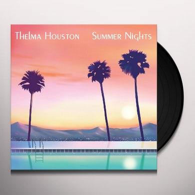 Thelma Houston SUMMER NIGHTS Vinyl Record