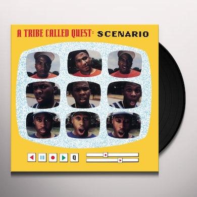 A Tribe Called Quest  SCENARIO Vinyl Record