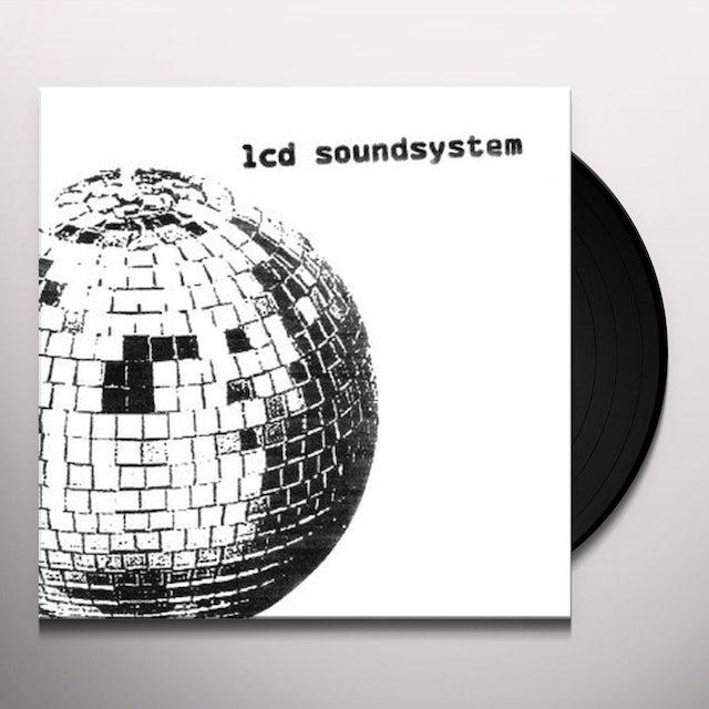 LCD Soundsystem Vinyl Record - Limited Edition