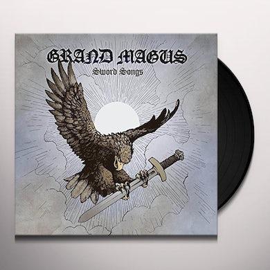 Grand Magus SWORD SONGS Vinyl Record