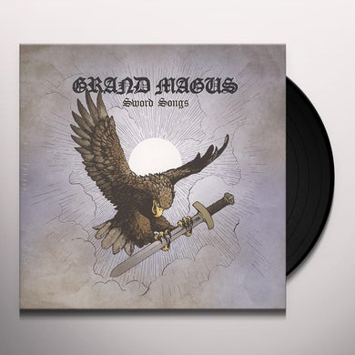 Grand Magus SWORD SONGS: SILVER VINYL Vinyl Record