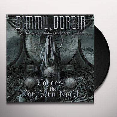 Dimmu Borgir FORCES OF THE NORTHERN NIGHT Vinyl Record