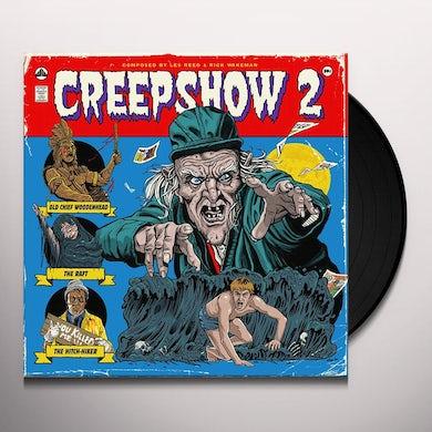 Les Reed CREEPSHOW 2 / Original Soundtrack Vinyl Record
