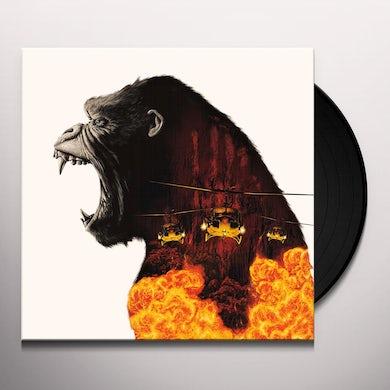 Henry Jackman KONG: SKULL ISLAND (ORIGINAL SOUNDTRACK) Vinyl Record
