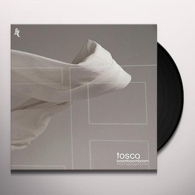 Tosca BOOM BOOM BOOM (THE GOING GOING GOING REMIXES) Vinyl Record