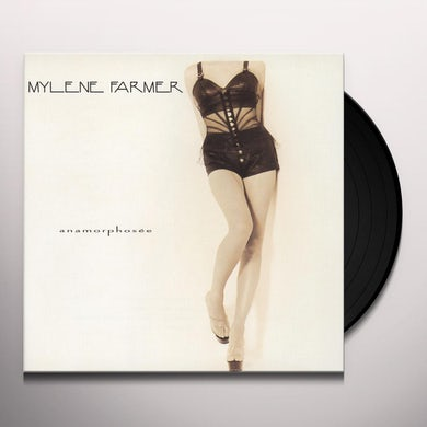 Mylène Farmer ANAMORPHOSEE Vinyl Record