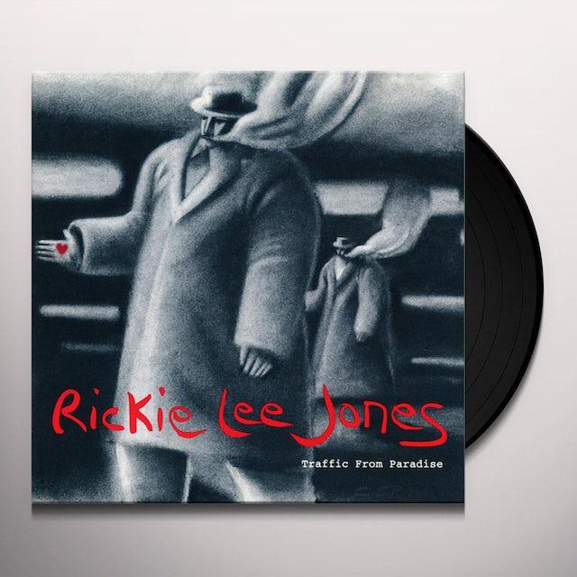 Rickie Lee Jones TRAFFIC FROM PARADISE Vinyl Record