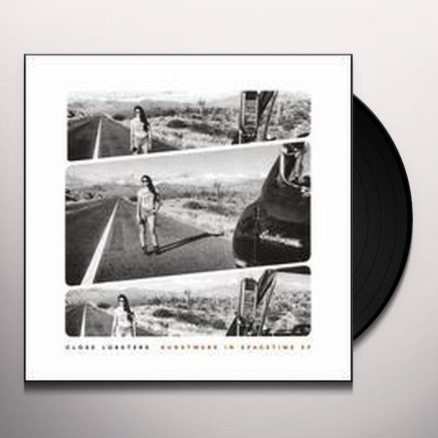 Close Lobsters KUNSTWERK IN SPACETIME (EP) Vinyl Record