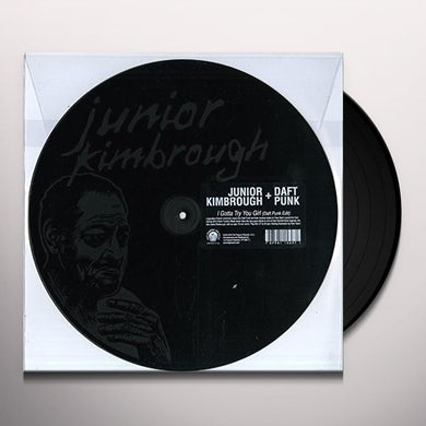 Junior Kimbrough I GOTTA TRY YOU GIRL (DAFT PUNK MIX) Vinyl Record