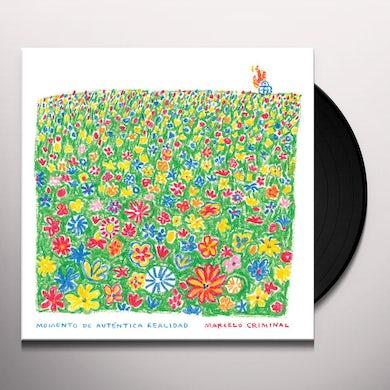 MOMENTO DE AUTENTICA REALIDAD Vinyl Record