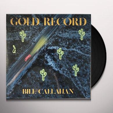Bill Callahan GOLD RECORD Vinyl Record