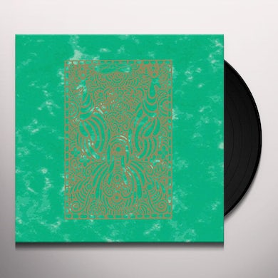 GOLD & GREEN Vinyl Record