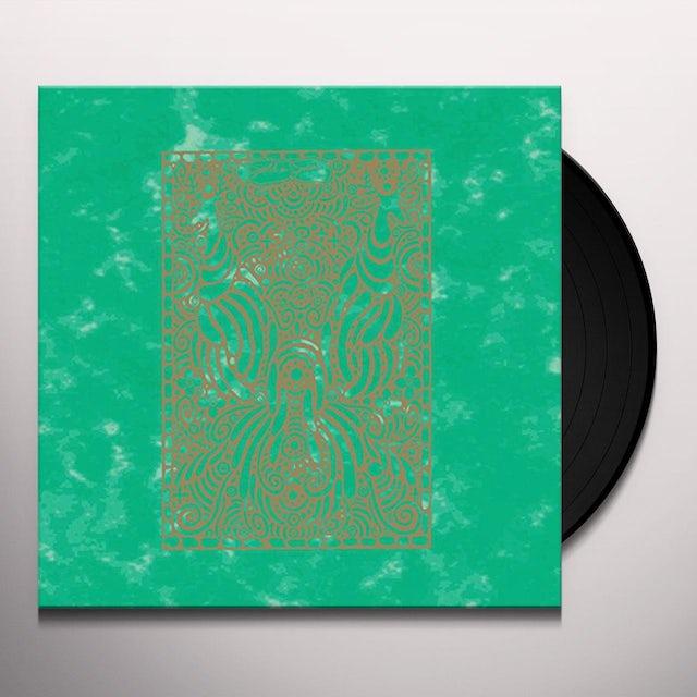 Ooioo GOLD & GREEN Vinyl Record