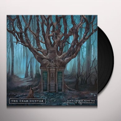 The Dear Hunter ACT V: HYMNS WITH THE DEVIL IN CONFESSIONAL Vinyl Record
