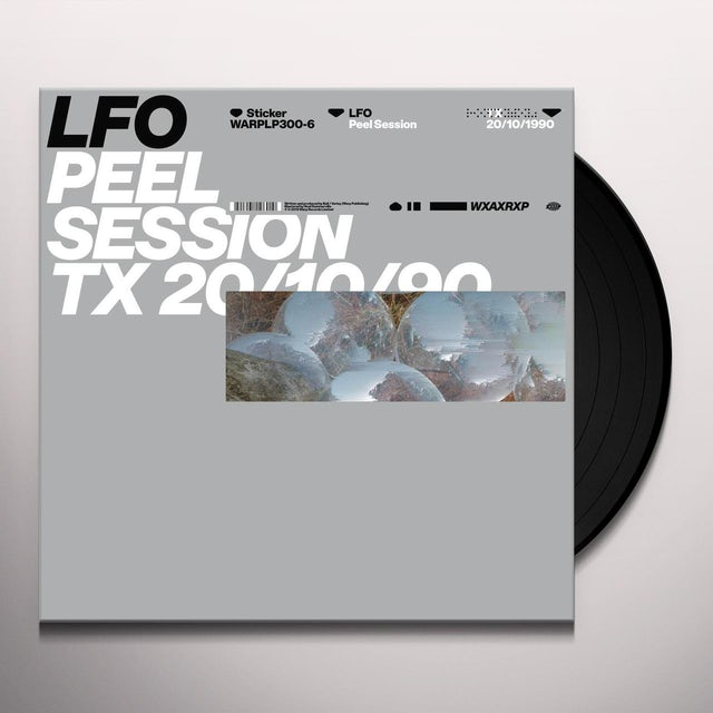 Lfo PEEL SESSION Vinyl Record