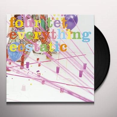 Four Tet  EVERYTHING ECSTATIC Vinyl Record