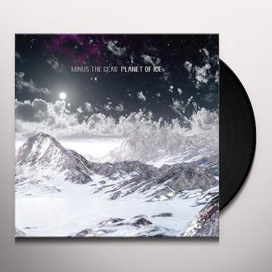 Minus The Bear PLANET OF ICE Vinyl Record