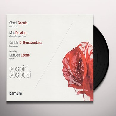 Coscia / De Aloe / Di Bonaventura SOSPIRI SOSPESI Vinyl Record