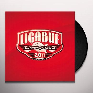 Ligabue CAMPOVOLO 2.011 Vinyl Record - Italy Release